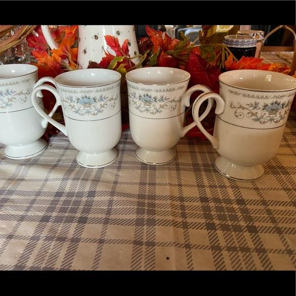 Vintage Diane of Japan China mugs